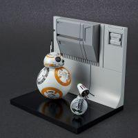 1/12 BB-8 & D-0 Diorama Set