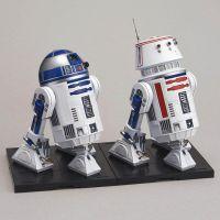 1/12 R2-D2 & R5-D4