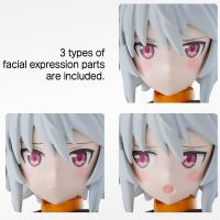 30MS Option Face Parts Vol.1 Facial Expression Set 2 [Color B]