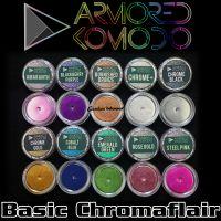 Armored Komodo Basic Chromaflairs