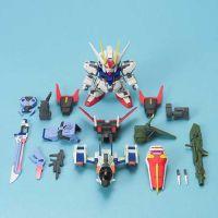 BB Senshi BB259 Strike Gundam + Striker Weapon System