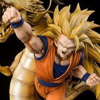 FiguartsZERO Super Saiyan 3 Son Goku -Dragon Fist Explosion- [Extra Battle]