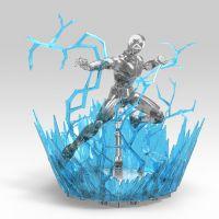 Figure-rise Aura Effect (Blue)