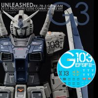 G-REWORK Decal PG Unleashed RX-78-2 Gundam Decal G3 Ver.