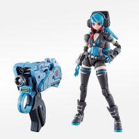 Attack Girl Gun x Lady Commander Alice SetBox