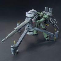 HG MS-06 Zaku II + Big Gun Set (Gundam Thunderbolt Anime Ver.)