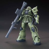 HG MS-06 Zaku II Type C / C-5 (Gundam The Origin Ver.)