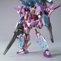 HGBD Gundam 00 Sky HWS (Trans-Am Infinity Mode)