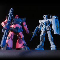 HGUC G3 Gundam + Rick Dom Char Custom Set