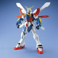 MG GF13-017NJII God Gundam
