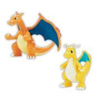 Pokémon Model Kit Charizard & Dragonite
