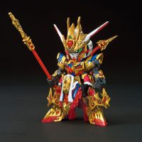 SD Gundam World Heroes 01 Wukong Impulse Gundam