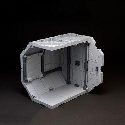 H Hangar Octagon Gray