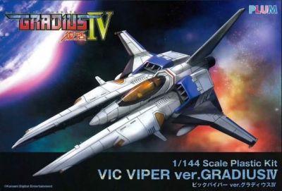 1/144 Vic Viper Ver. Gradius IV [w/Exclusive Decals Set]