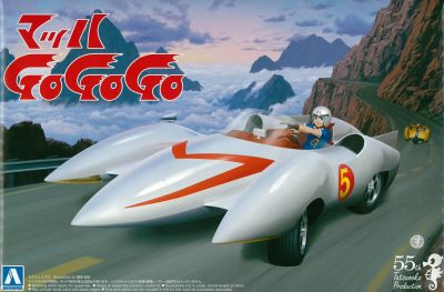 1/24 Mach 5 (The 50 Special)