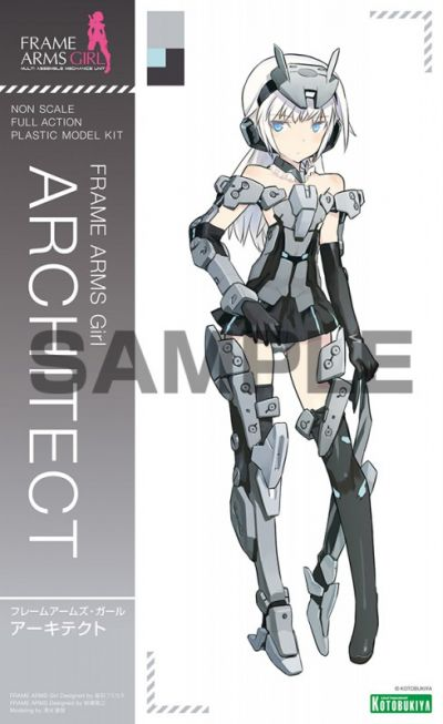 Frame Arms Girl FG003 Architect