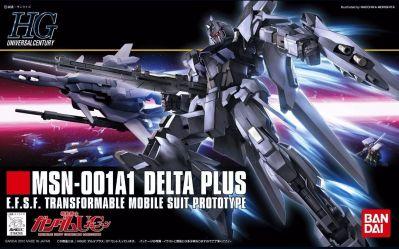 HGUC MSN-001A1 δ Delta Plus