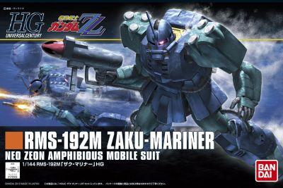 HGUC RMS-192M Zaku Mariner