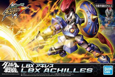 LBX Hyper Function 001 Achilles
