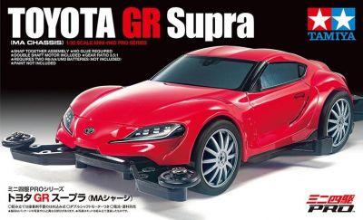 Mini 4WD PRO Toyota GR Supra (MA Chassis)