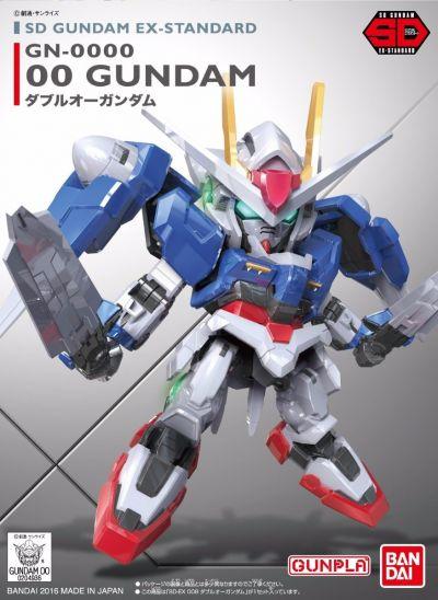SD Gundam EX-Standard 00 Gundam