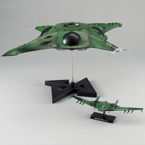 1/1000 Polmeria Class Astro Assault Carrier