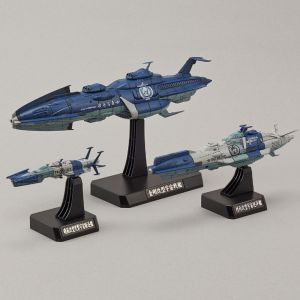 1/1000 Yuunagi Combined Cosmo Fleet Set