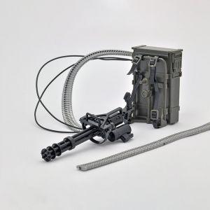 1/12 Little Armory (LA022) M134 Minigun Type