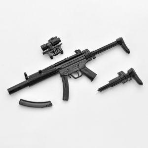1/12 Little Armory (LA026) MP5SD6 Type