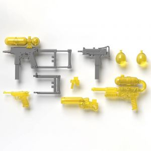 1/12 Little Armory (LA054) Water Gun C2