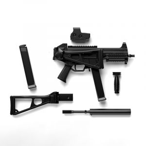 1/12 Little Armory (LADF02) Girls Frontline UMP45 Type