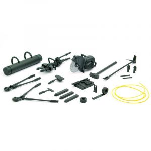 1/12 Little Armory (LD024) Breaching Tools A