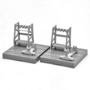 1/12 Little Armory (LD025) Gun Rack E