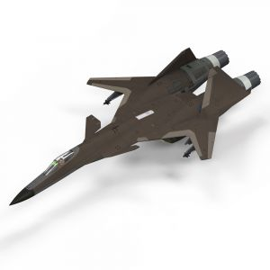 1/144 Ace Combat: ADFX-01 <For Modelers Edition> Model Kit