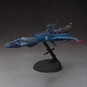 1/1500 Space Pirate Battleship Arcadia Second Ship (Phantom Death Shadow Conversion)