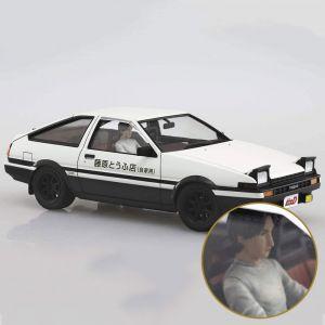 1/24 AE86 Trueno Project D Specification with Takumi Fujiwara