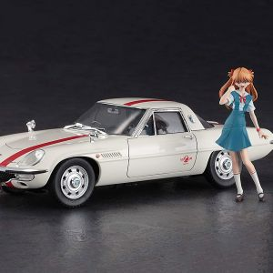 1/24 Nerv Official Business Coupe w/ Asuka