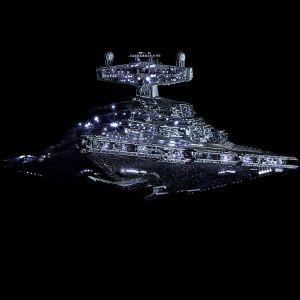 1/5000 Star Destroyer (Lighting Model) First Edition