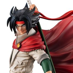 1/8 Gundam Guys Generation Domon Kasshu