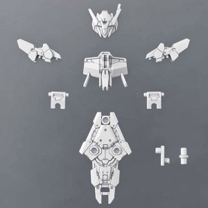 30MM OP-09 Option Armor for Commander (Alto/White)