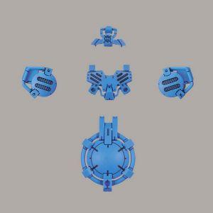 30MM OP-08 Option Armor for Special Squad (Portanova/Light Blue)