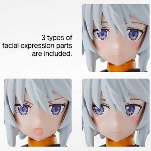 30MS Option Face Parts Vol.1 Facial Expression Set 3 [Color A]