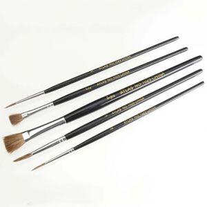 Art & Craft Brush Set (5pcs)