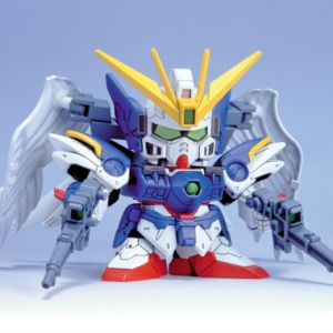 BB Senshi BB203 Wing Gundam Zero Custom