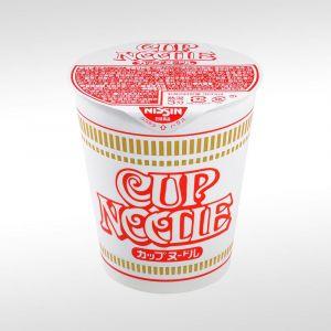 Best Hit Chronicle 1/1 Cup Noodle