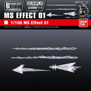 Builders Parts HD-10 1/100 MS Effect 01