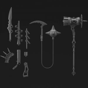 30MM Customize Weapons (Fantasy Weapon)