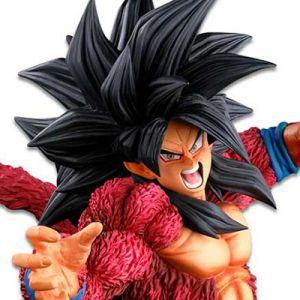 Dragon Ball Super BANPRESTO WORLD FIGURE COLOSSEUM 3 Super Master Stars Piece: Super Saiyan 4 Son Goku