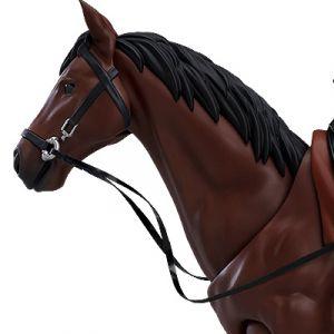 figma 490 Horse Ver. 2 (Chestnut)
