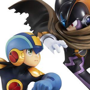 GCCDX Mega Man Battle Network Mega Man vs. Bass